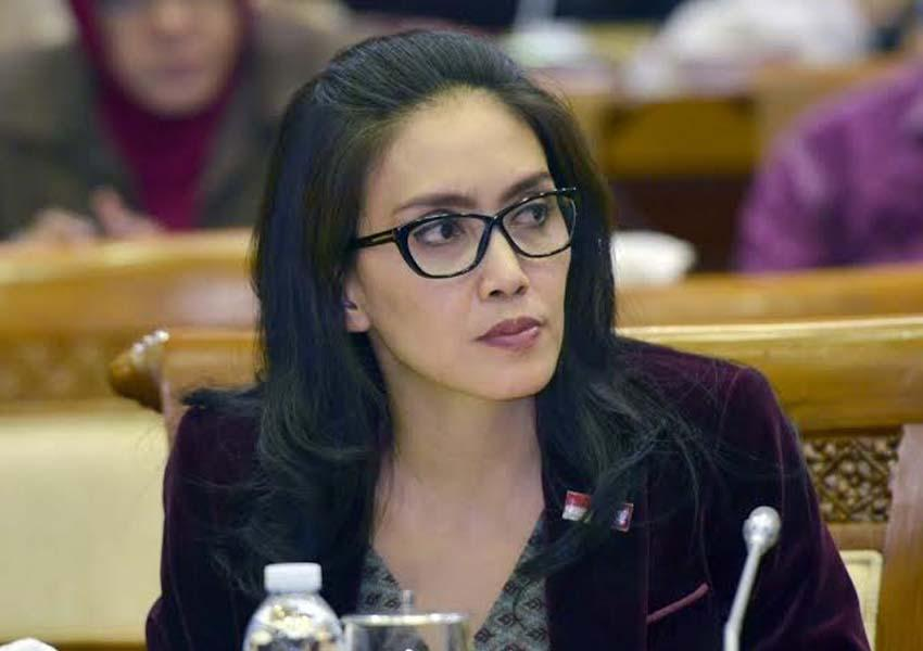 MP Rieke Dyah Pitaloka